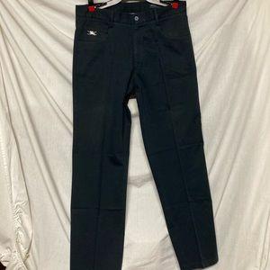 Burberry Golf Pants sz 34 Made in Turkey